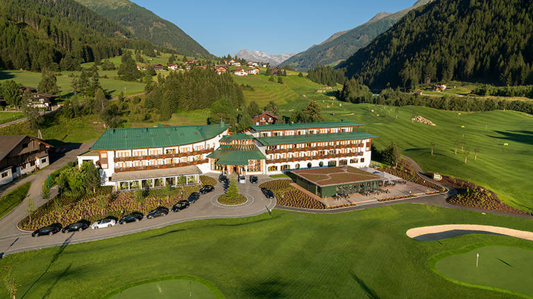 4 Sterne S Defereggental Hotel & Resort 9962 St. Veit i. D. Defereggentalin